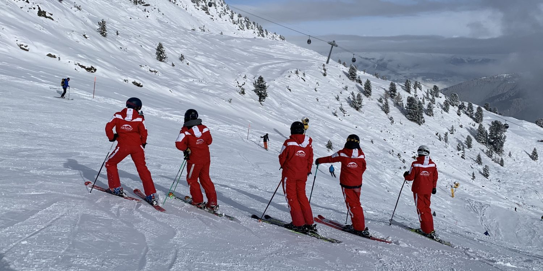 Nendaz ski instructors